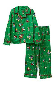 boys pajamas robes nordstrom rack komar peanuts holiday pajama set little boys big boys