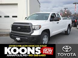New Toyota Tundra in Annapolis, MD | Inventory, Photos, Videos ...