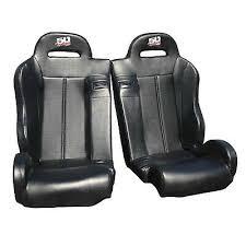 50 caliber racing rzr split bench seat
