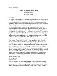 problem solution essay on child obesity  problem solution essay on child obesity