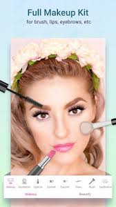 youcam makeup makeup camera photo makeup editor