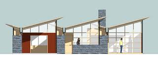 roof form triple wing house jacobhaynesdesign
