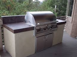 built in bbq. Kitchens Springs Colorado Outdoor Built In Bbq