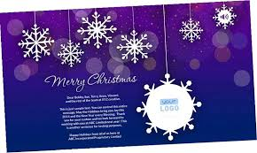 Christmas Ecard Templates Company Christmas Ecards Warm Wishes Holiday Free Corporate