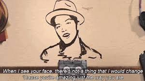 Bruno Mars Quotes Delectable Bruno Mars Just The Way You Are Quote About Pretty Just The Way You