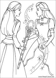 Image Result For Kleurplaten Barbie Pegasus Barbie Coloring