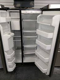 used side by side refrigerator