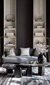 Best  Gray Living Rooms Ideas On Pinterest - Black furniture living room