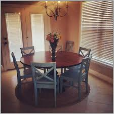 how many chairs can fit at a 48 round table designs