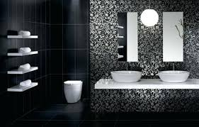 modern bathroom tile modern bathroom tiles in black and white monochromatic color schemes interior design trends