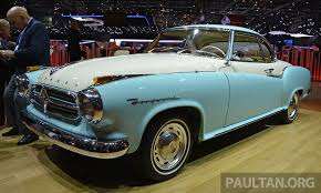 Borgward relaunched at Geneva, sales to start in 2016
