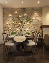 Small Picture Wallpaper accent wall dining room dining room contemporary with