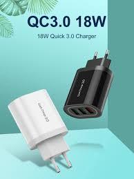 <b>OLAF</b> 18W Quick Charge <b>3.0 USB</b> Charger QC3.0 Fast Charging ...