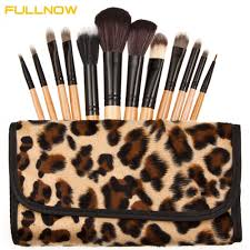 whole leopard makeup brushes from china