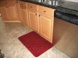 Red Rugs For Kitchen Kitchen Burgundy Kitchen Rugs With Superior Decorative Kitchen