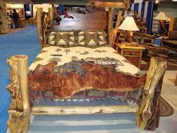 Log Bedroom Furniture Sets Furniture Brilliant Log Bedroom Furniture Set Design Idea