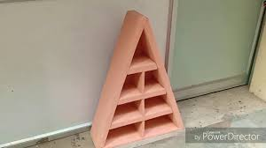 Food Pyramid Project School Project Food Pyramid Model Youtube