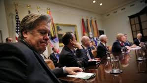 Bannon taken off national security council