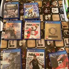 PS4 Games Bundle 200 QAR