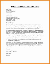 Cover Letter Conclusion Cover Letter Closing Letter Writing Format Closing New Cover Letter 7