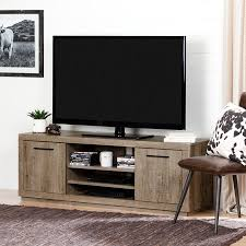 weathered oak tv stand. South Shore Kanji TV Stand For TVs Up To 60 Inside Weathered Oak Tv