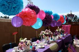 Cocktail Party Decorations
