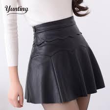 2019 <b>2017 Autumn Vintage Women</b> Fashion Korean Sexy Pleated ...