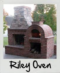 ... Riley Wood Fired Brick Pizza Oven and Fireplace Combo in Kentucky by  BrickWood Ovens