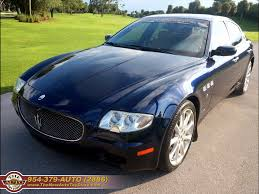 2008 Maserati Quattroporte Automatic for sale in , FL | Vin ...