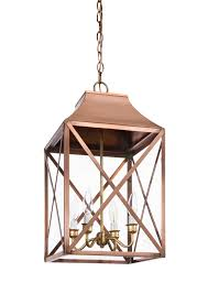 interior lantern lighting. Exellent Lighting Lora Collection LG2 Copper Lantern Pendant Hanging  Interior Lighting Brass Intended Interior Lantern Lighting