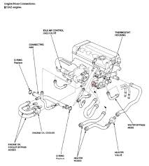 honda b engine diagram honda wiring diagrams