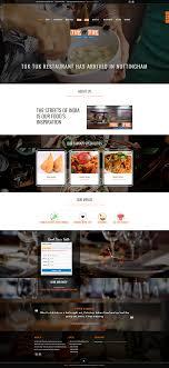 Restaurant Website Design Restaurant Website And Design For The Modern Age Anthony