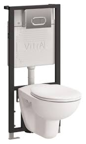 <b>Комплект VitrA Normus</b> 9773B003-7203 кнопка матовый хром ...