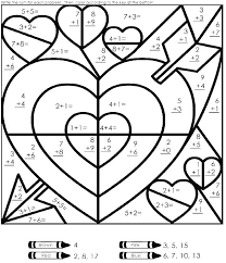 4th Grade Coloring Pages Authentic Grade Math Coloring Sheets Grade