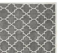pottery barn rugs 8x10 kilim rug area pads heathered chenille jute