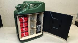 So Baust Du Eine Minibar Aus Einem Benzinkanister Männersache