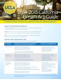 2014 2015 California Dream Act Guide Pages 1 4 Text