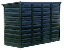 garbage can hider hide kitchen trash can trash can hider outdoor black kitchen trash can hide