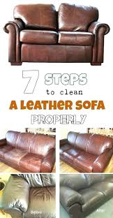 leather furniture treatment couch care upholstery best sofa products