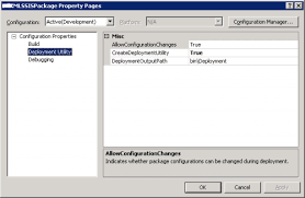 ssis tip save package to ms sql server integration services