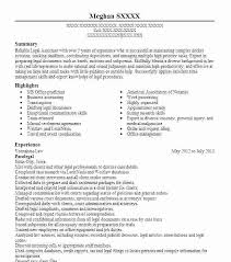 Paralegal Resume Template Classy Paralegal Resume Objectives Sample Resume Paralegal Paralegal Resume