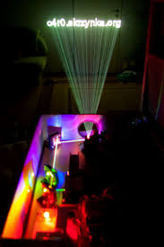 rgb laser projector by karol