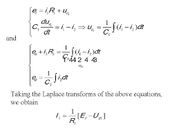chapter 3 mathematical modeling of