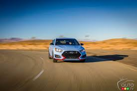 2019 Hyundai Veloster presented for North America | industry ...