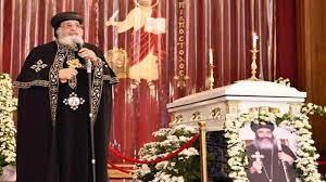 خرابيش نيوز- ننشر نص كلمة البابا تواضروس في صلاة تجنيز الأنبا كاراس -  خرابيش نيوز
