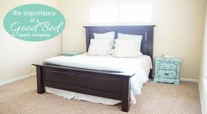 What Makes a Good Bed?