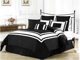 Black And White Bed Comforter Sets