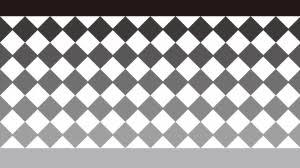 白黒グラデーションの壁紙背景素材 1920px1080px イラスト無料