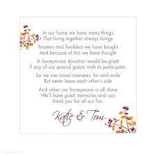 fresh wedding invitations registry wording or photo of registry wedding invitation wording gift c