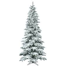artificial christmas trees walmart